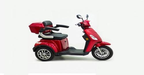 Triciclo Elétrico Plus - Montado
