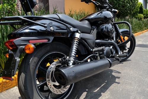 Imagen 1 de 14 de Impecable Harley Street 750 Poco Uso Cualquier Prueba