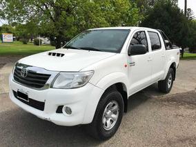 Toyota Hilux Sr 2012 171cv L/nueva