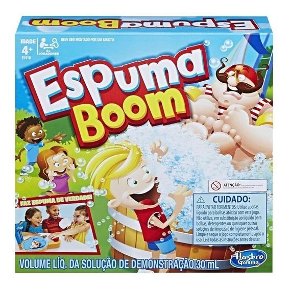 Jogo Espuma Boom - Hasbro E1919
