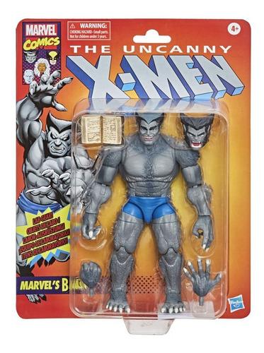 Imagem 1 de 2 de Boneco Marvel Legends X-men Vintage Comics