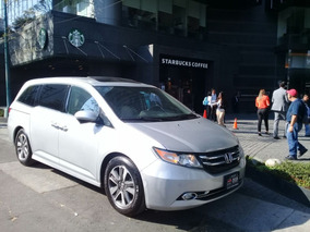 Honda Odyssey Touring 2014 La Mas Equipada