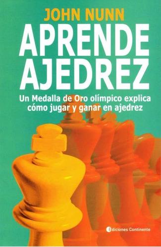 Aprende Ajedrez (ed.arg.)