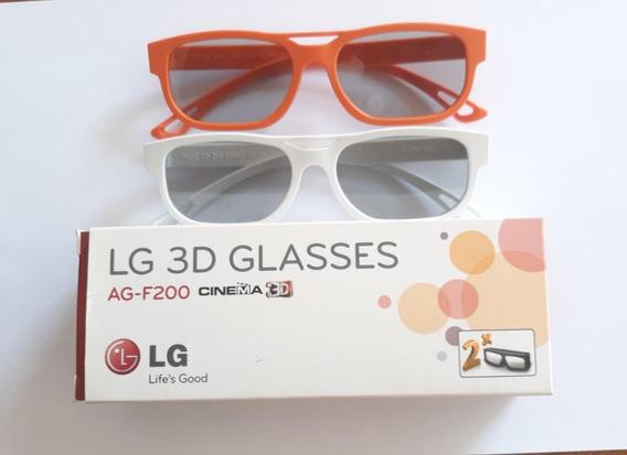 Óculos 3d Lg Ag-f200