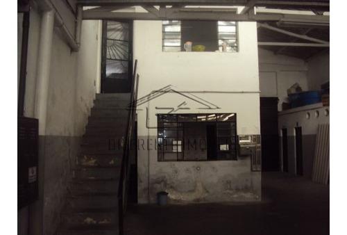 Imagem 1 de 13 de Galpão -5 Metros De Pé Direito - 2 Mezaninos  Na Chácara Belenzinho !!!
