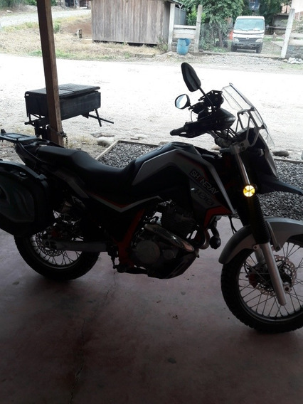 Moto Shineray 400 Cc.