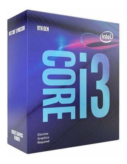 Processador Intel Core I3-9100f 3.60 Ghz 6mb Lga 1151