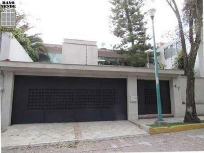 Casa Con Vigilancia Venta O Renta Fuentes Del Pedregal