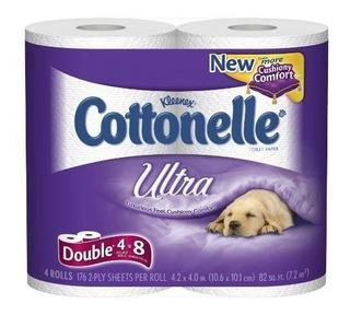 Cottonelle Baño Tiss Ult D / R Por Cottonelle