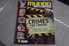 Mundo Estranho 135 / Crimes De Cinema / Socialismo
