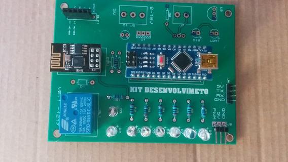 Placa Pcb Desenvolvimento Arduino Nano