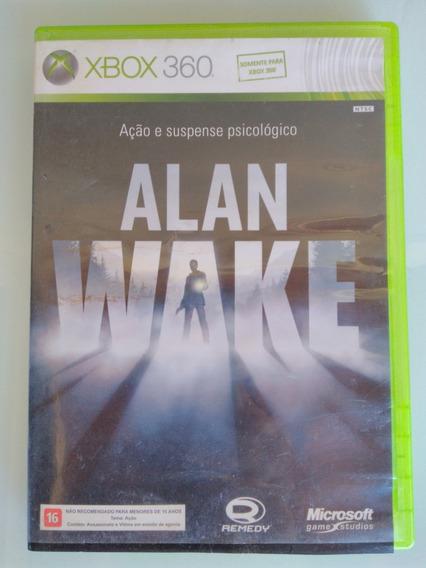 Alan Wake Original Xbox 360 Físico