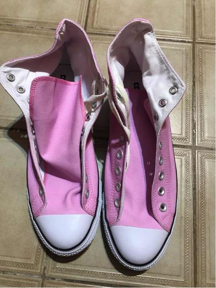 Zapatillas Converse All Star Color Rosa