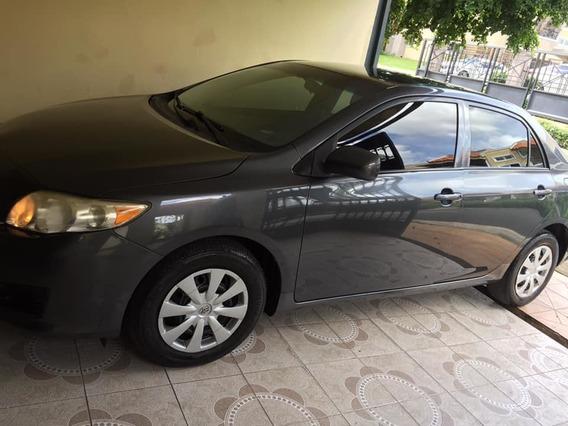 Toyota Corlla Le 2010