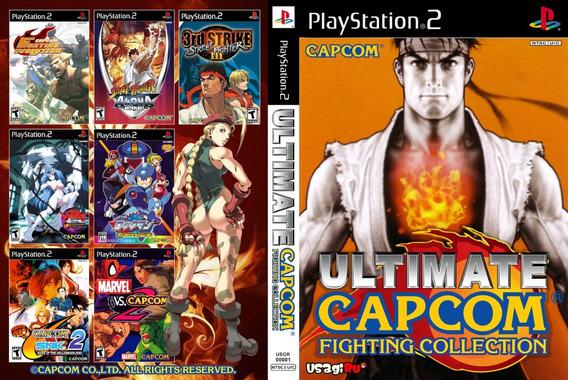 400 Games De Ps2 3 Dvds Arcades Classicos Master Playstation