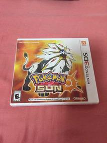 Pokemon Sun De Nintendo 3ds