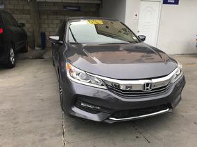 Honda Accord Sport 2016, Turbo, Recién Importado