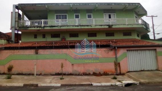 Sobrado Com 4 Dormitórios À Venda, 519 M² Por R$ 700.000 - Jardim Novo Ângulo - Hortolândia/sp - So0143