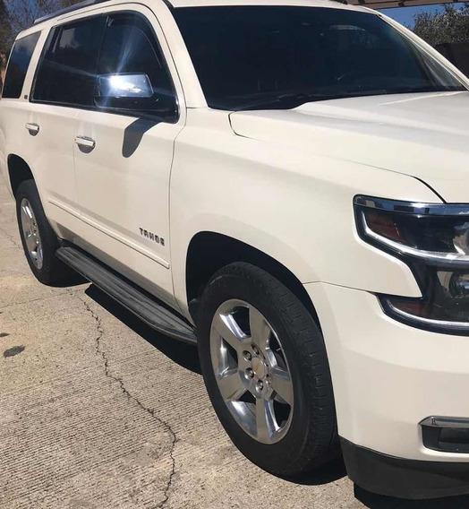 Chevrolet Tahoe 5.3 Ltz V8 4x4 At 2015