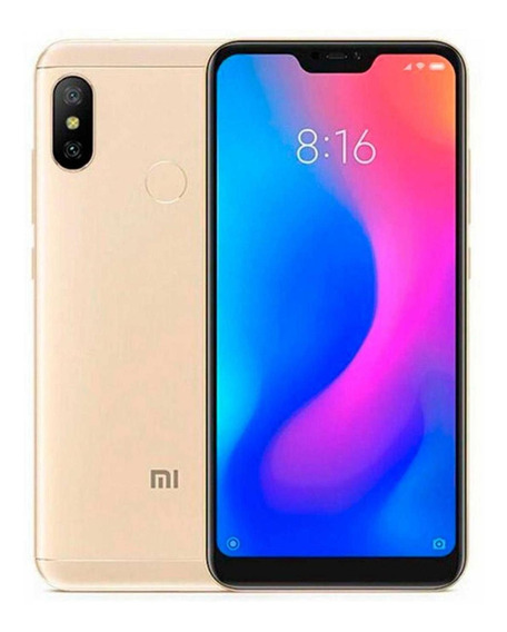 Celular Android Xiaomi Mi A2 Lite Gold