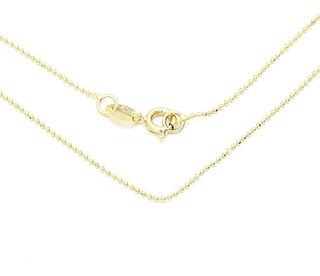 Corrente Bolinha Diamantada 50cm - 0301784 - Garantia 1 Ano