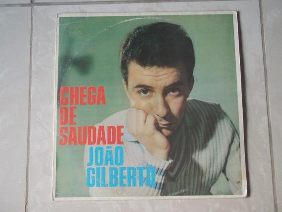 Lp João Gilberto: Chega De Saudade