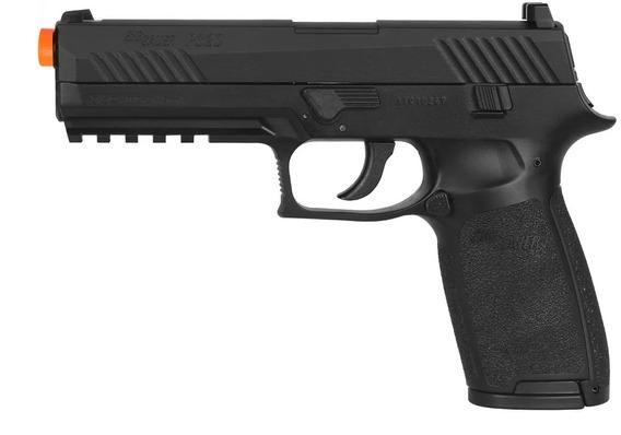 Pistola De Pressão Co2 Sig Sauer P320 Full Metal 4.5mm