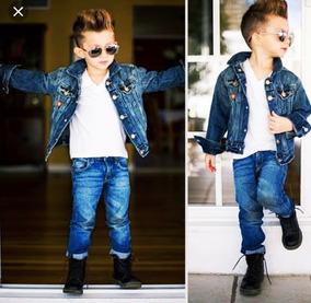 Calça Jeans Para Meninos Estilosos