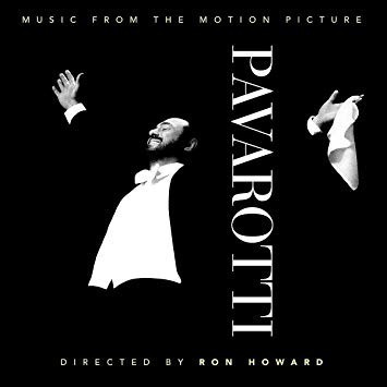 Cd Luciano Pavarotti Music From The Motion Picture Open M U-