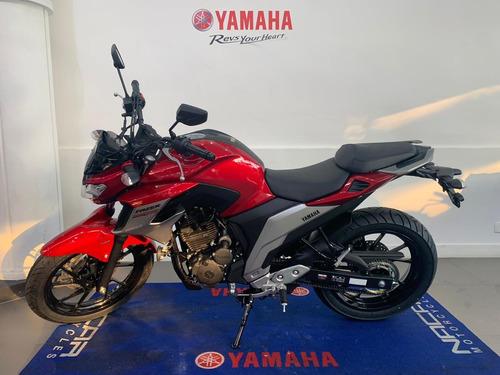 Yamaha Fazer 250 Abs Vermelha 2021
