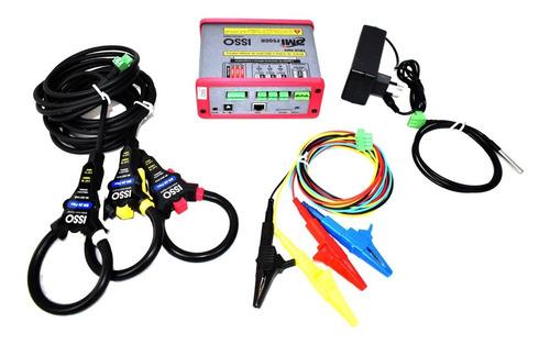 Dmi F500r Analisador De Energia Bidirecional Com Acesso Web