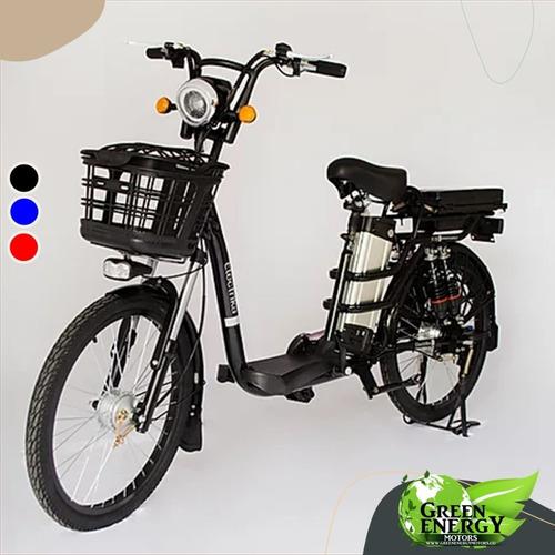 Bicicleta Eléctrica Kim Litio 48v12ah Envíos Nacionales