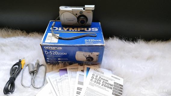 Camara Digital Olympus D520