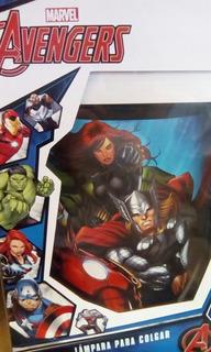 Lampara De Colgar Avengers