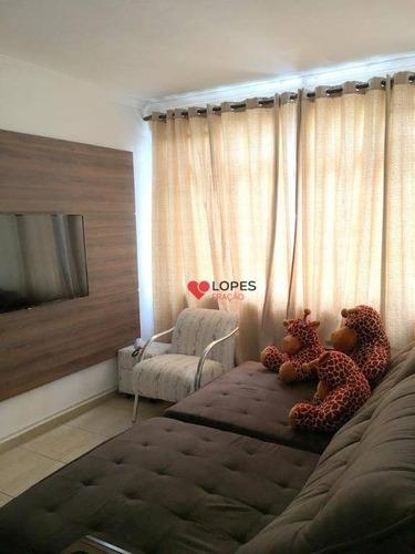 Imagem 1 de 18 de Apartamento Com 2 Dormitórios À Venda, 70 M² Por R$ 400.000,00 - Vila Regente Feijó - São Paulo/sp - Ap3519