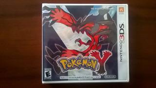 Pokemon Y Nintendo 3ds/2ds Nuevo Y Sellado