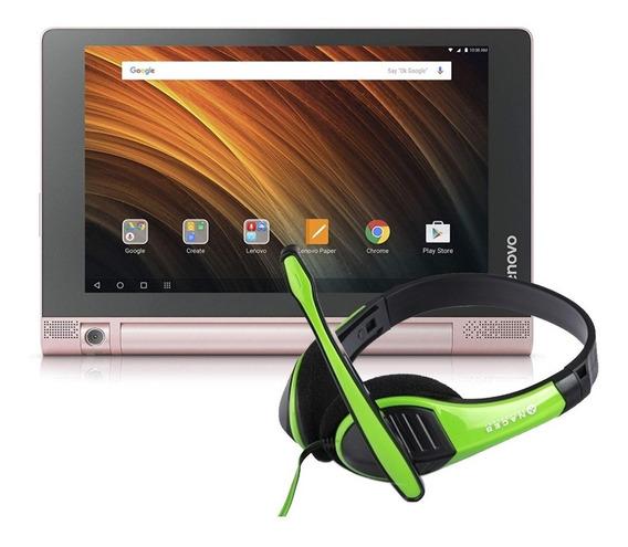Tablet Lenovo Yoga Tab 3 8 Fhd 16gb Android Lte + Diadema