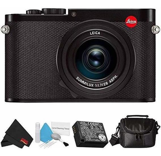 Camara Leica Q Typ 116 24.2 Mp Digital Black 19000 Bund 3171