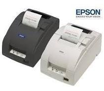 Impresora Matriz De Punto Epson Modelo Tmu220d Puerto Serial