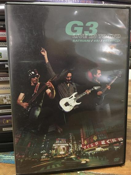 Dvd G3 Live Tokyo