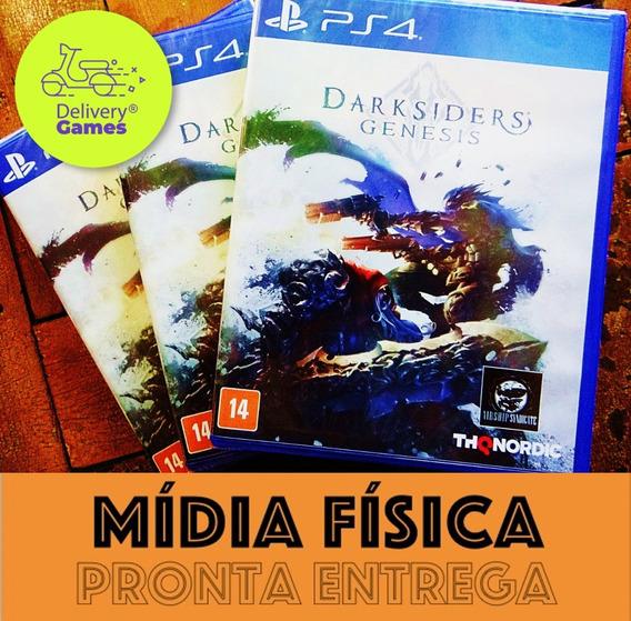 Darksiders Genesis Estilo Diablo 3 Ps4 Midia Fisica Lacrado