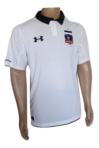 Camisa Under Armour Colo-colo I Home 2017/2018