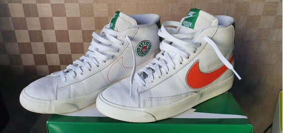 Tênis Nike X Stranger Things Blazer Mid Hawkins High - 40