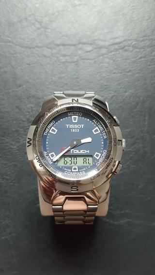 Relógio Tissot Touch Edição Limitada Jogos Pan Rio 2007