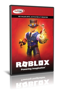 Tarjeta Roblox 800 Robux Gift Card