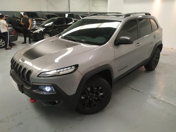 Jeep Cherokee Trailhawk 3.2 V6 272 Cv Nafta 4x4 2018