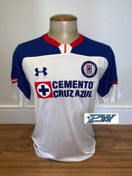 Camisa Do Cruz Azul Do México Branca #10 Montoya