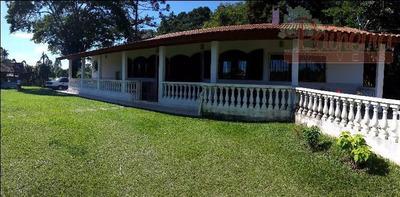 Linda Chácara Em S.roque - Piscina - Area Gourmet - 4.200m² - Ca0425