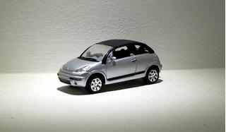 Micro Miniatura Citroen C3 Pluriel Conversível