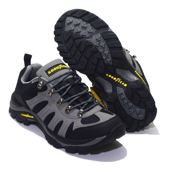 Zapatillas Good Year Modelo Trekking Samara Mesh 2